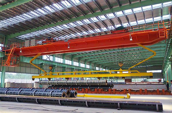 新建管桩厂