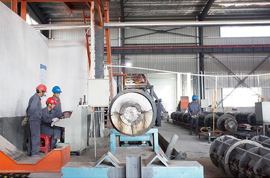 管桩泵送设备