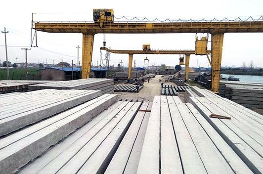 传统管桩、方桩生产线的设备改造